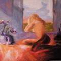 Donna alla finestra_40x30_2010